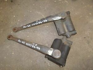 1948 1949 Oldsmobile Nos Rear Shock Absorbers Leftright Pair