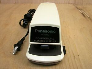 Panasonic As 300nn Electric Stapler Heavy Duty Powered As 300nn tested