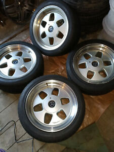 Oz Racing Mae Mercedes 17 Wheels W124 E500 W208 W210 W202 C43 W203 W211 W215 Amg