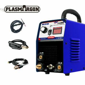 Its200 Tig arc Ct312p Tig stick cut Welder Stainless Welding Machine