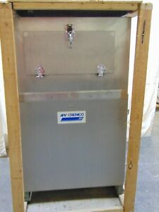 Apv Crepaco Double Contact Plate Freezer Dairy Processing Machine