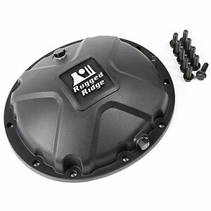 Rugged Ridge Jeep Yj Tj Xj Boulder Rear Dana 35 Differential Cover Jeep 84 06
