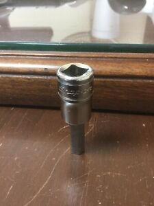New Snap On 3 8 Drive 5 16 Sae Allen Hex Bit Chrome Socket Driver Fa10e