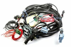 Holley 534 142 Lts Main Wiring Harness Replacement For Commander 950