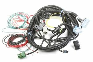 Holley 534 182 Commander 950 Main Wiring Harness Replacement 950 104 4 Cylinder