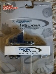 Racing Champions Acura Parts Express Truck Vvrare