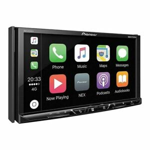 Pioneer Double 2din Avh 2330nex 7 Dvd Bluetooth Hd Radio Apple Car Stereo Aux