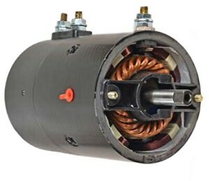 New 12v Reversible Electric Motor Fits Various Winch Applications Mmw6201 458135