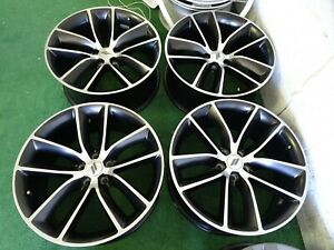 2018 Dodge Charger Challenger Scat Pack Oem Factory 20 Wheels Rims 2017 2016