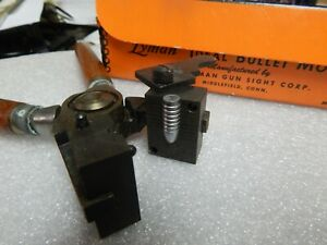 BULLET MOLD BY LYMAN SINGLE CAVITY  # 311 466 118 MARKING WITH BOX