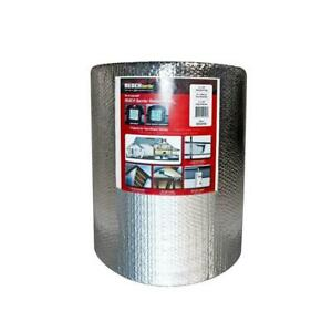 2 X 100 Ft Double Reflective Insulation Air Roll With Double Bubble Attics Walls