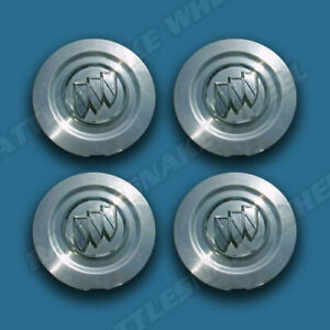 Buick Center Cap Hubcap Rainier Wheel 2004 2007 4052 Set Of 4