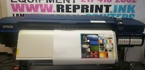 Epson Surecolor 80600 S80600 Printer 64 With Onyx Rip 60600 40600 Red Ink
