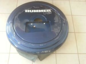 06 Hummer H2 Spare Tire Cover