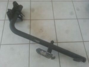 11 Jeep Wrangler Jk Spare Tire Mounted Bicycle Carrier Rack
