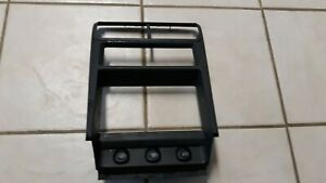 03 Ford Mustang Dash Trim Radio Bezel Surround