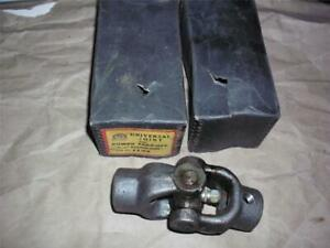 Nos Power Take off Ujoint 15 16 Round Bore Jeep Truck Willys 1950s 1960s R246