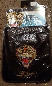 Ed Hardy Wild Tiger Car Truck Carpet Floor Mats