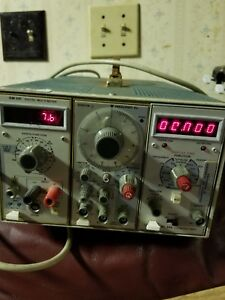 Tektronix Dm501 Digital Multimeter
