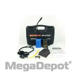 Accutrak Vpe gn Plus Gooseneck Ultrasonic Leak Detector Plus Kit