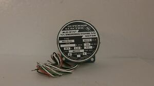 Superior Electric Slo syn Synchronous Stepping Motor M061 fd 311 new Surplus