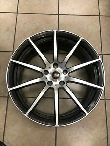 Set Of 4 19 And 20 Mclaren 12c 650s Super Lightweight Forged Wheel