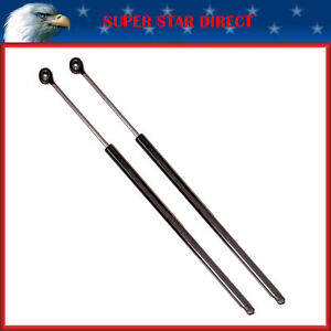 93 02 Trans Am Rear Hatch Liftgate Gate Lift Trunk Supports Shock Struts Spoiler