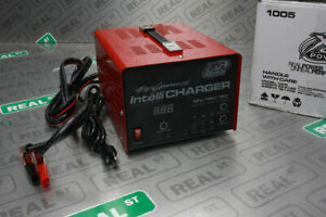 Xs Power 12v 14v 16v Agm Intellicharger 5a 15a 25a Auto Battery Charger Xsp1005