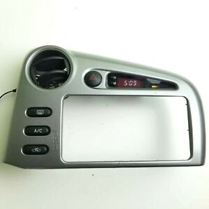 2003 2008 Toyota Matrix Clock Dash Molding Trim Air Vents Radio Bezel 03 08