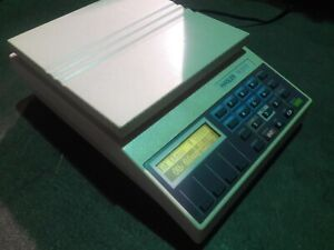 Hasler Postage Calculator Scale Wjs5