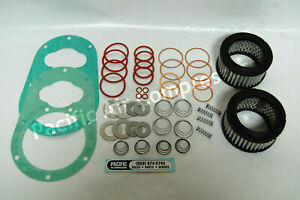 Jenny Emglo U Pump Head Overhaul Kit Gaskets Valve Air Compressor Parts