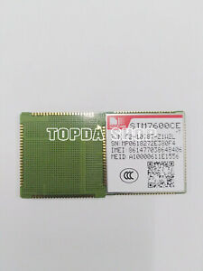 1pc Sim7600ce Smd Package 4g Module Supports Gps Voice Secondary Development