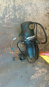 Fisher Electric Hydrolic Plow Pump Chevy Gmc Ford Dodge