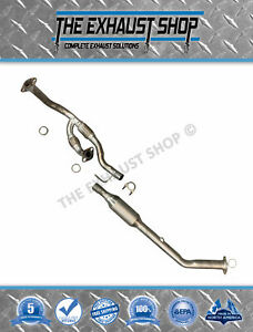 1998 2000 Toyota Sienna 3 0l Flex Ypipe W Catalytic Converter Federal Emissions