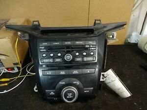 11 12 13 Honda Odyssey Radio Cd Player Stereo Receiver Has Code 39100 Tk8 A420