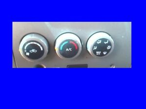 2006 2007 Nissan Titan A C Heater Climate Control Switch 27500 Zh300 Xe King Cab
