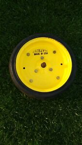 John Deere Wheel Planter cultivater Gauge Wheel An182942 New