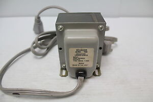 Stancor Gisd 150 Power Transformer 1500vrms 150va Wire Lead Used