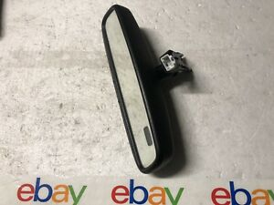 2009 Toyota Sequoia Interior Rearview Mirror Auto Dim Oem