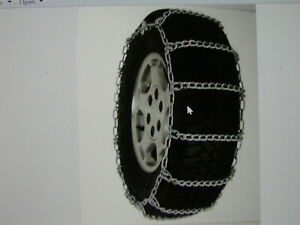 Snow Tire Chains Campbell 1126 205 60 14 215 50 14 205 50 15 205 55 15