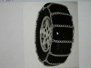 Snow Tire Chains Security Qg1130 215 40 17 215 45 17 205 40 17 205 50 16