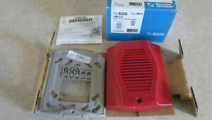 System Sensor Hr lf 2 wire Low Frequency Sounder 12 24 Vdc Nib Red