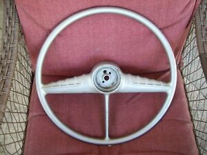 Vintage 50 S Chevy Truck Steering Wheel