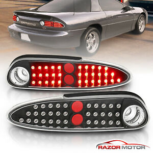 1998 1999 2000 2001 2002 Camaro Led Black Tail Lights