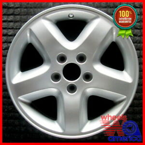 Wheel Rim Cadillac Catera 16 2000 2001 09192428 09127839 Oem Factory Oe 4547