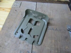 Oil Can Bracket For Fire Wall A 313 Fits Willys Mb Ford Gpw Dodge Wc