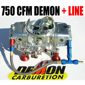 Speed Demon 1402020 750 Cfm Annular Gas Mechanical With 6 Fuel Line Kit New