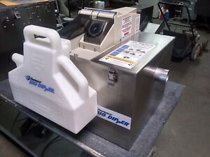 Thermaco Big Dipper W 250 is Automatic Grease Trap Refurbished