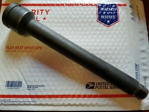 Snap on Im123 13 Long 1 Drive Impact Extension