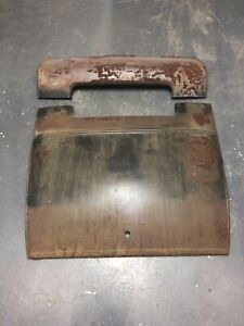 1930 1931 Model A Ford Sedan Rear Section Rat Rod Top